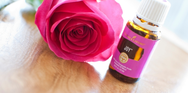 Pink Rose; Joy Essential Oil