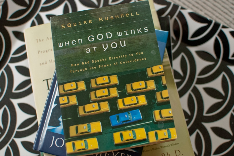 When God Winks at You Book
