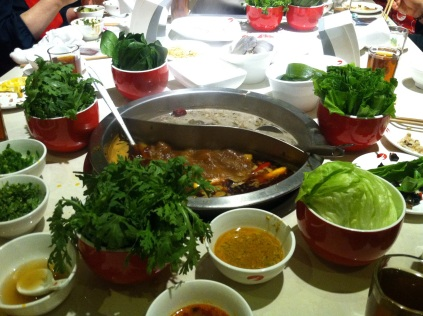 Hai Di Lao Hot Pot